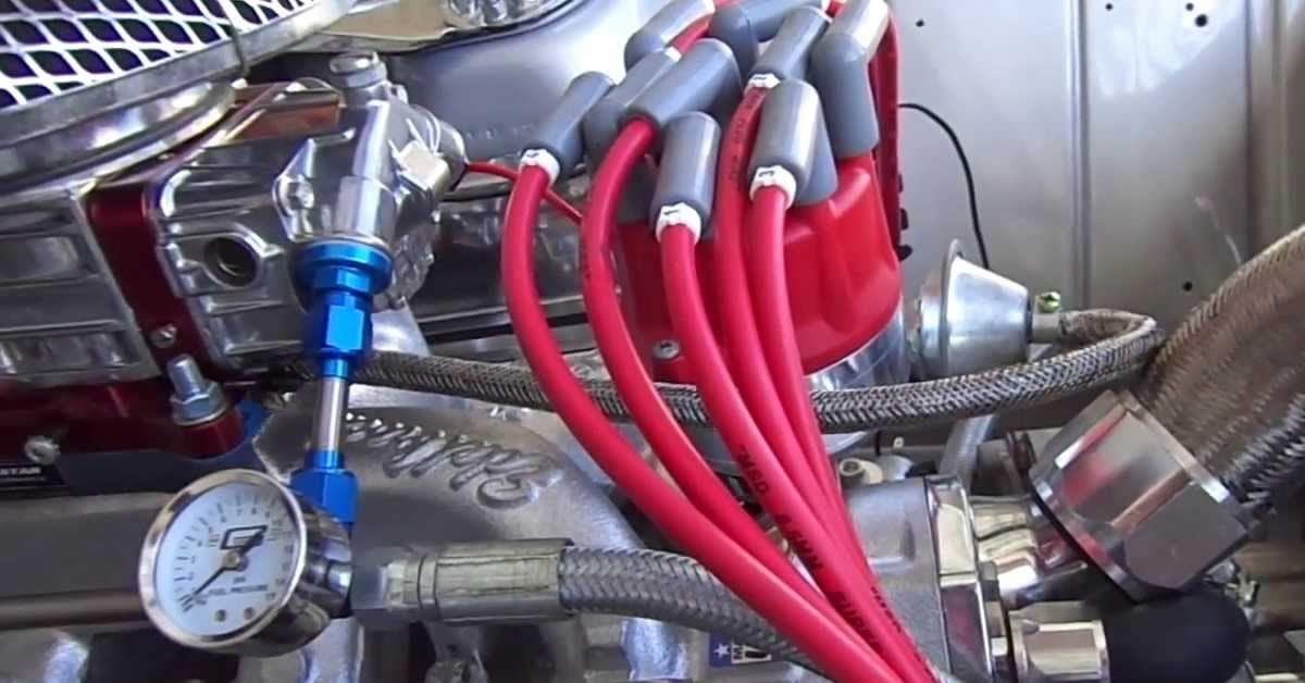 Carburação e Distribuição