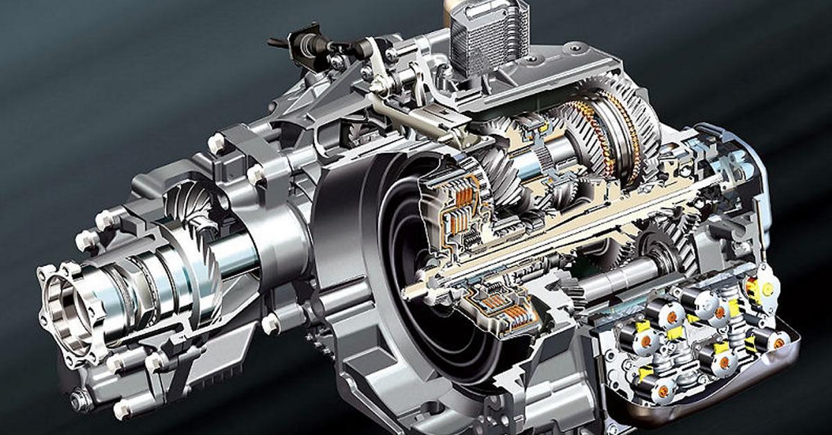Motores Caixas de Transmissão